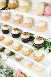 Cupcake Wall to Hire - Games2Hire