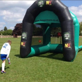 Football Speedcage Hire - Games2Hire