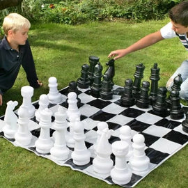 Giant Chess Hire - Games2Hire