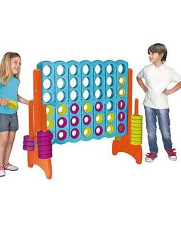 Giant Connect 4 Hire - Games2Hire