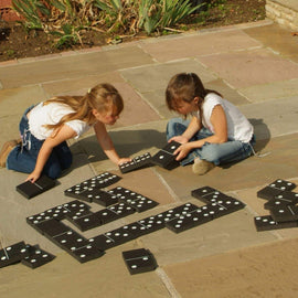 Giant Outdoor / Indoor Dominoes - Games2Hire