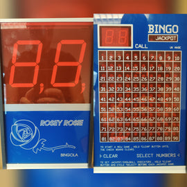 Bingo Set Hire - Games2Hire
