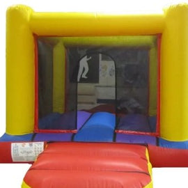 Inflatable Netted Kids Bouncy Castle Hire - Games2Hire