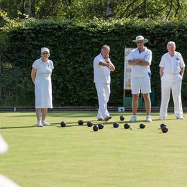 Lawn Bowls Outdoor Game Hire - Games2Hire