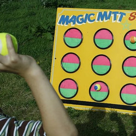 Magic Mitts Fun Game Hire - Games2Hire