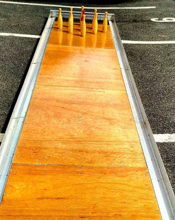 Portable Bowling Alley Hire - Games2Hire