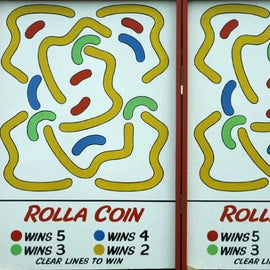 Roll a Coin Game Hire - Games2Hire