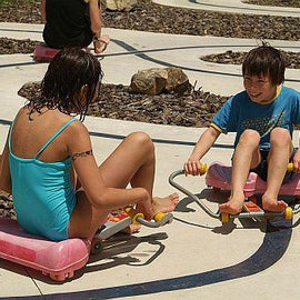 Roller Racers Kids Game Hire - Games2Hire