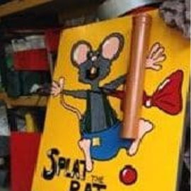 Splat the Rat Game Hire - Games2Hire