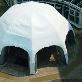 Giant Inflatable Dome Hire - Games2Hire