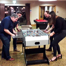 Table Football Hire - Games2Hire