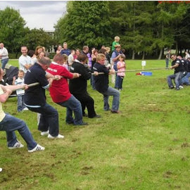Tug of War Rope Hire - Games2Hire