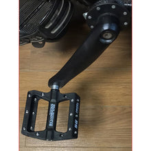 Load image into Gallery viewer, MTB Ultra Light Bicycle Pedals Nylon Big Foot