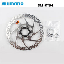 Load image into Gallery viewer, SHIMANO RT54 DISC Brake Rotor CENTER LOCK 160-180mm