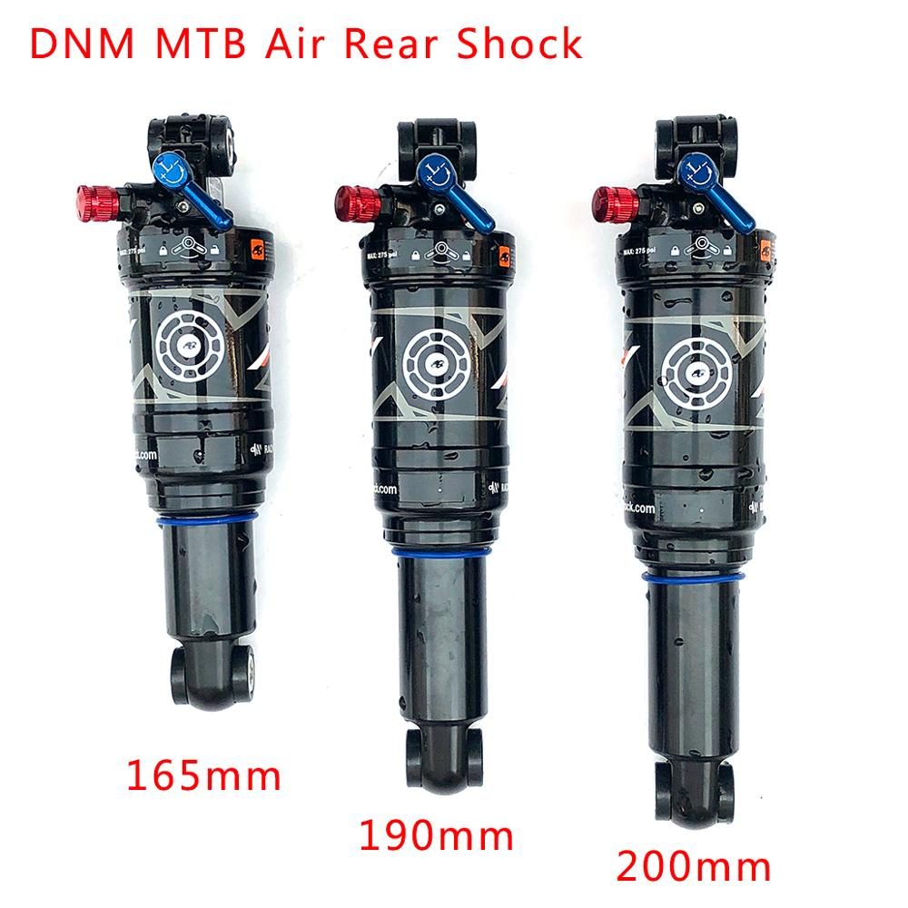 DNM AO-38RC MTB Air Rear Shock With Lockout 165/190/200mm