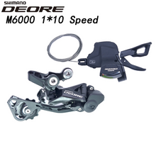 Load image into Gallery viewer, Shimano Deore M6000 1x10S MTB  Rear Derailleur Groupset