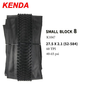 Kenda Small Block 8 MTB Tyres Trail/Downhill 26-29""