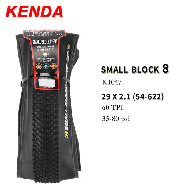 Kenda Small Block 8 MTB Tyres Trail/Downhill 26-29