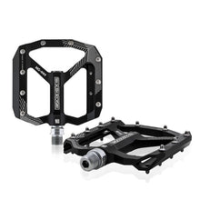 Load image into Gallery viewer, MTB CNC Light Pedals Aluminium Alloy 345g
