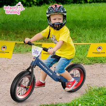 "Load image into Gallery viewer, 12"" Kids Balance Bike Learn to Ride"