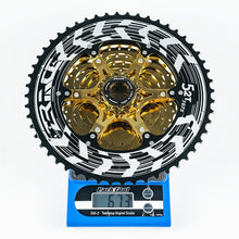 Load image into Gallery viewer, MTB Lightweight Cassette 12x Speed 11-50T/11-52T Gold -Compatible M9100 / XX1 X01 GX NX Eagle