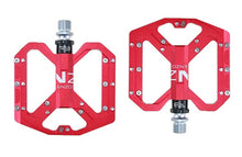 Load image into Gallery viewer, Ultralight MTB Pedals CNC Aluminum Alloy Sealed 3 Bearings