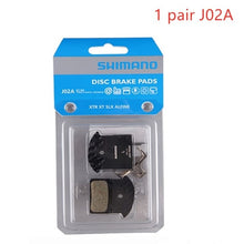 Load image into Gallery viewer, Shimano J02A J04C ICE-TECH Disc Brake Pads