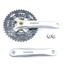 Load image into Gallery viewer, Shimano ACERA FC-M361 MTB Crankset 170/175mm 24x Speed