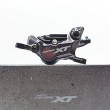 Load image into Gallery viewer, SHIMANO XT BR-M8120 MTB Hydraulic Disc Brake 4-Piston Caliper