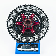 Load image into Gallery viewer, ZRACE Alpha 10 Speed MTB Lightweight Cassette 11-46T/50T