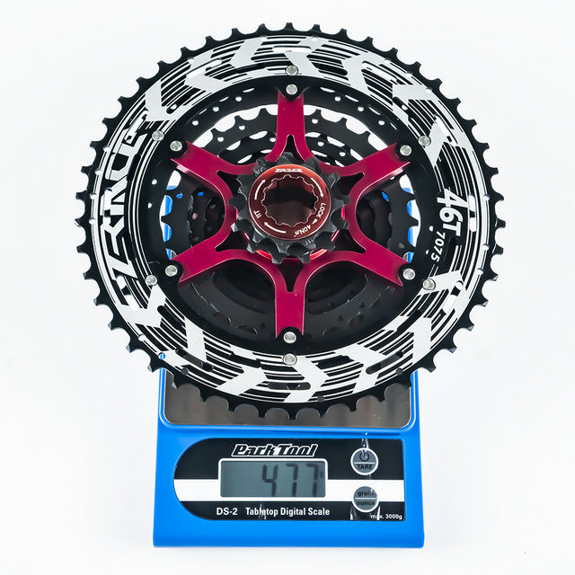 ZRACE Alpha 10 Speed MTB Lightweight Cassette 11-46T/50T