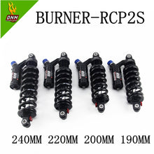 Load image into Gallery viewer, DNM Burner RCP2S MTB Coil Rear Shock 190-240mm