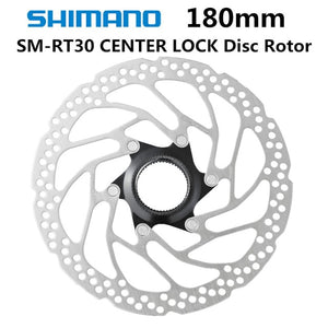 SHIMANO SM RT30 Disc Brake Rotor CENTER LOCK 160/180mm