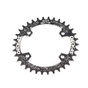 MTB Oval Chainring 96BCD 32T - 38T
