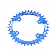 Load image into Gallery viewer, MTB Oval Chainring 96BCD 32T - 38T