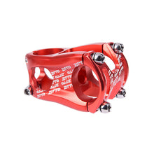 Load image into Gallery viewer, MTB Enduro Stem 50mm High-Strength CNC Machined 0 Degree Rise