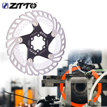 Load image into Gallery viewer, MTB Cooling Brake 6 Bolts Floating Rotor 140mm - 203mm
