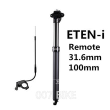 Load image into Gallery viewer, Kindshock Dropper Seatpost ETEN-I/ETEN-R 100mm Travel (2019)