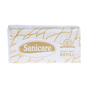 Sanicare Refill Pack 3ply x 2s