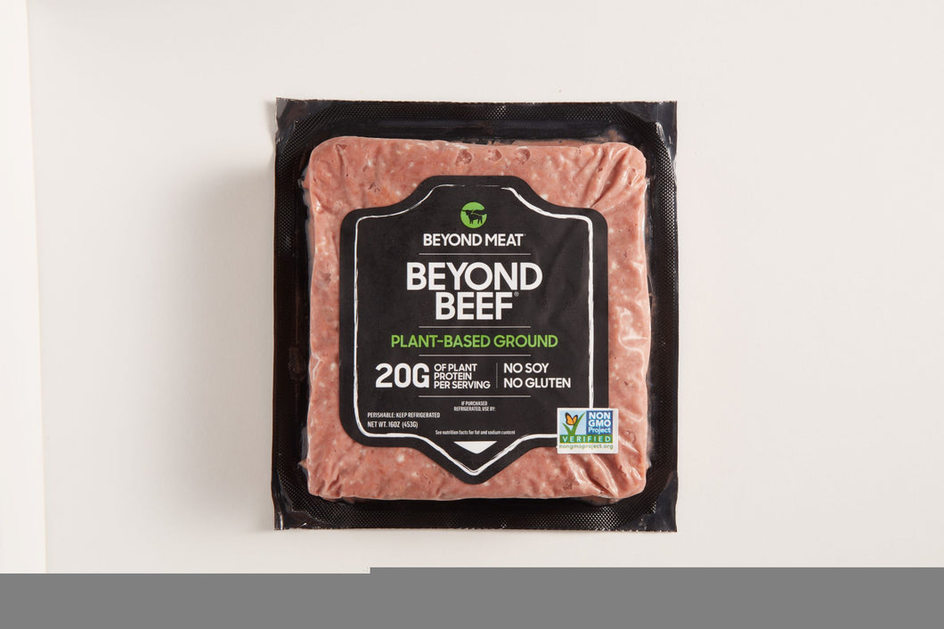 beyond beef beyond burger beyond meat vegan plant based