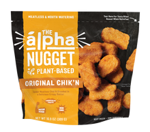 Load image into Gallery viewer, alpha foods plant based nuggets healthy vegan