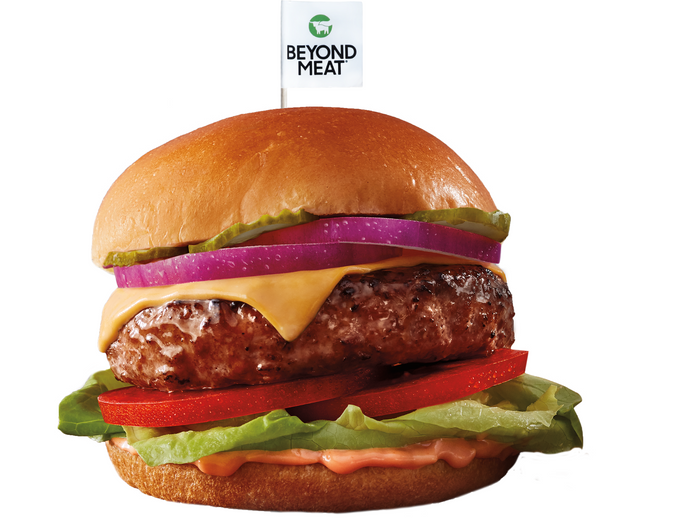 beyond meat beyond burger philippines vegan plant based