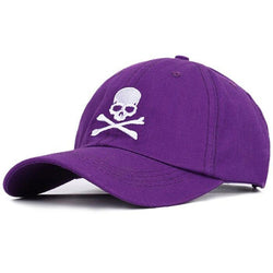 Jolly Roger Lila Dad Hat