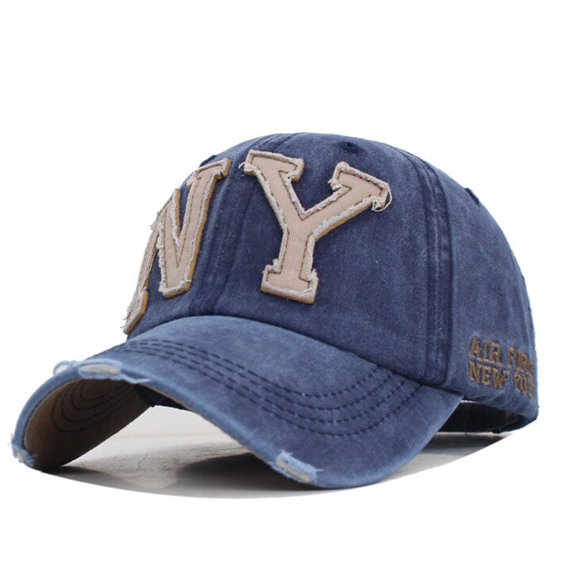 New York Air Force Navy Adjustable
