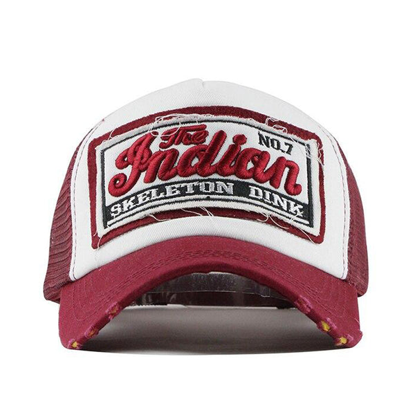 Trucker Keps Retro