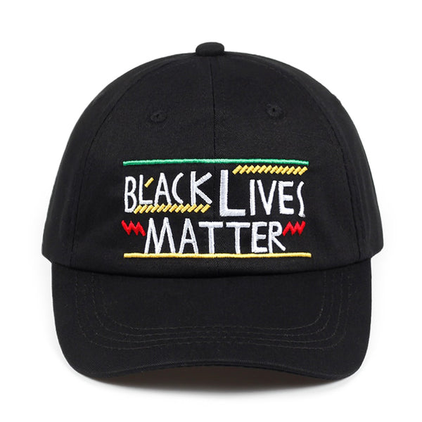 Black Lives Matter Dad Cap