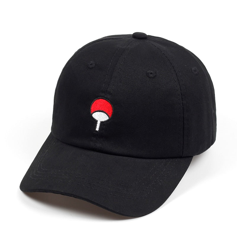 Naruto Uchiha Family Dad Hat