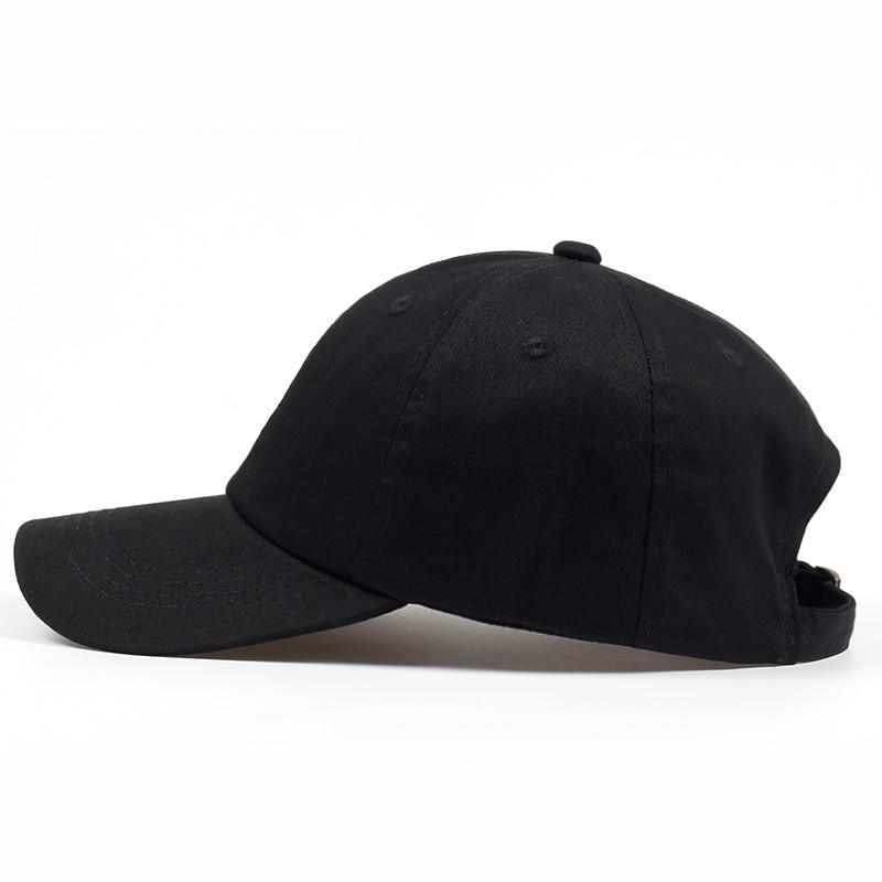 Fake Love Svart Dad Hat