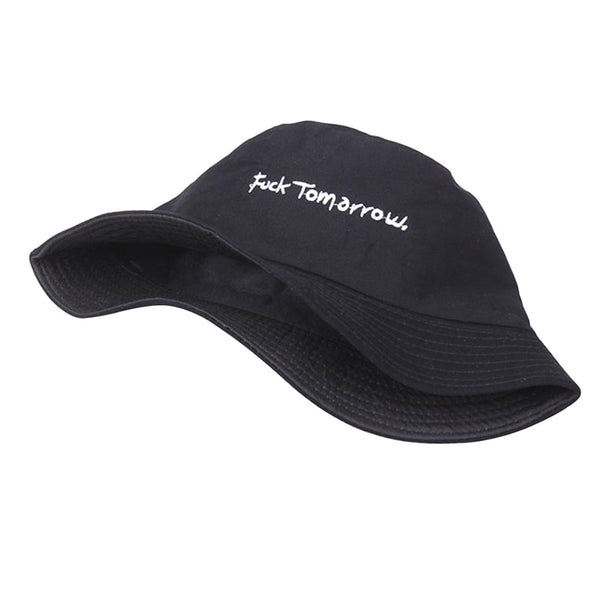 Fuck Tomorrow Bucket Hat