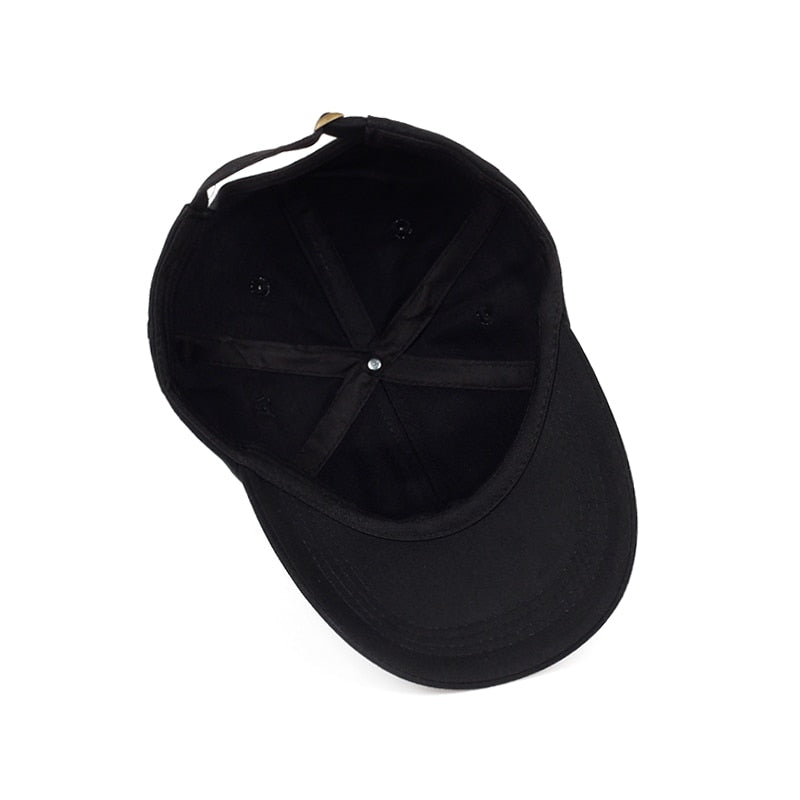 Spaceman Explorer Svart Dad Hat
